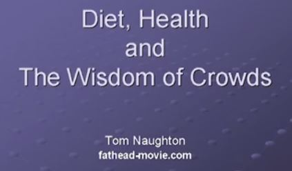 Diet, Health and the Wisdom of Crowds