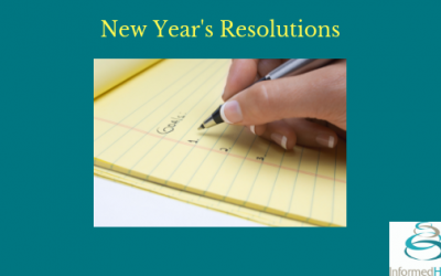 Tips for Making and Keeping New Year's Resolutions