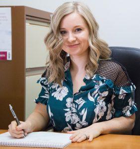 Rebecca Varcoe - Nutritionist