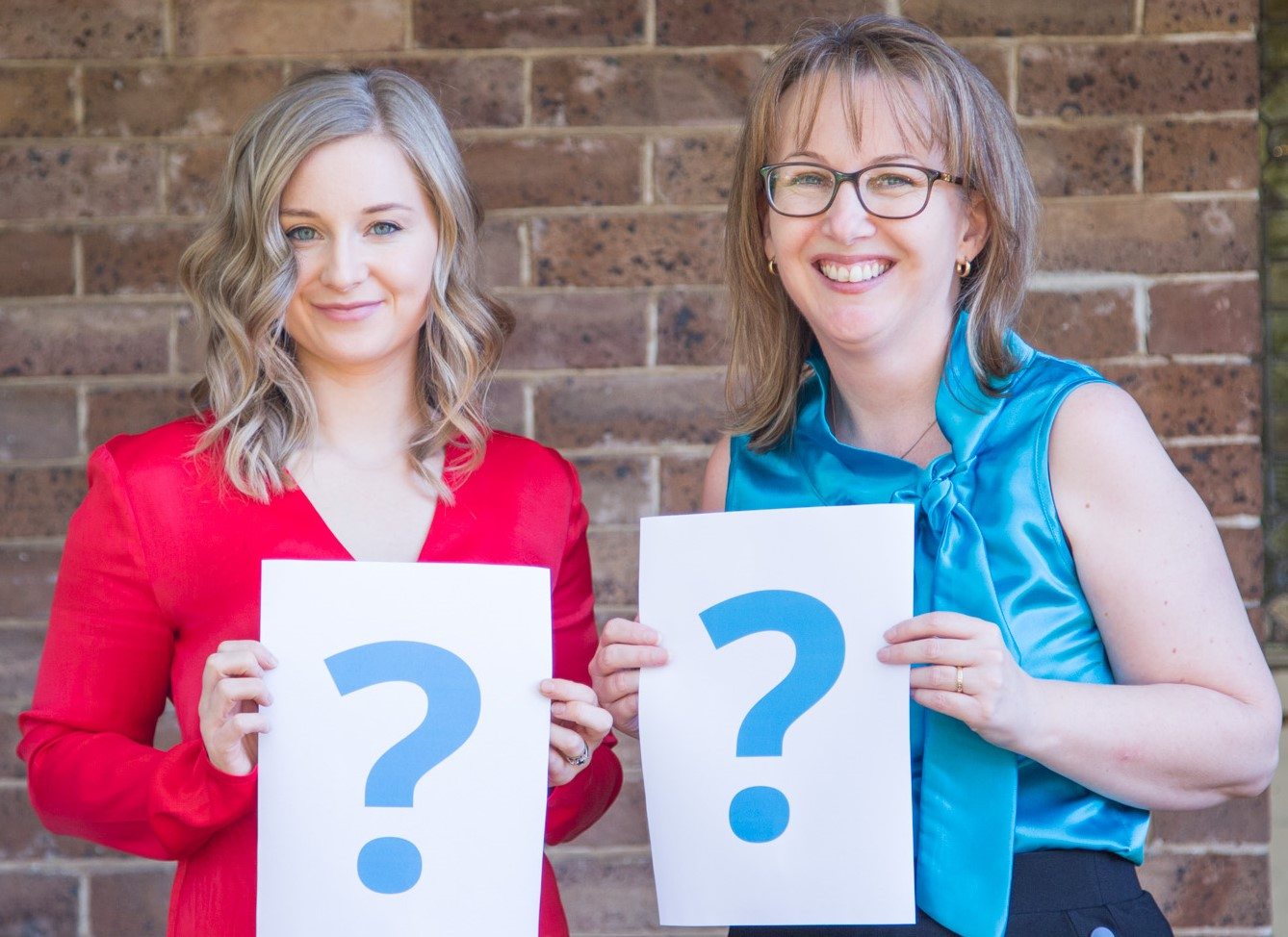 Rebecca and Fiona – Our Nutritionists